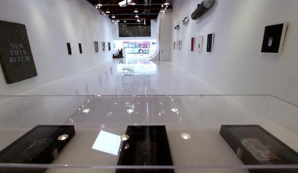 Olson & Olson exhibition at Known Gallery