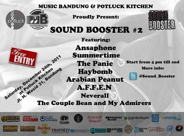 Sound Booster #2