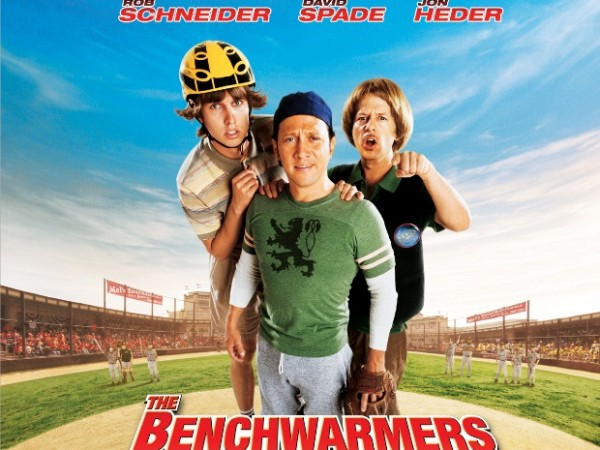 Movie Review : The Benchwarmers (2006)