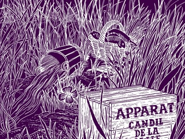 """Candil de la Calle"" Single kedua dari Apparat"