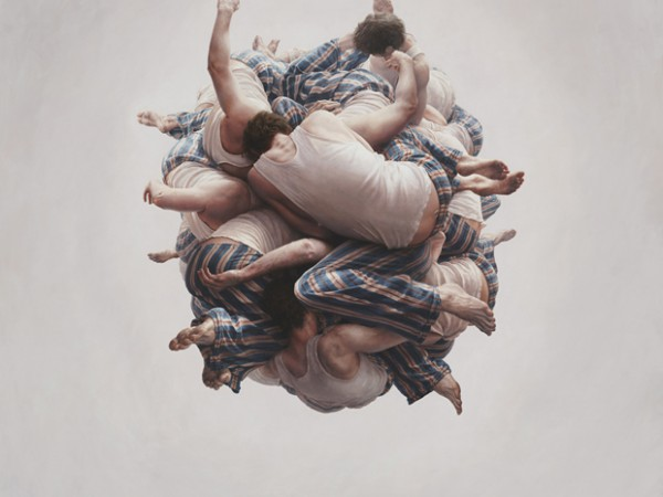 Jeremy Geddes 'Exhale' Exhibit