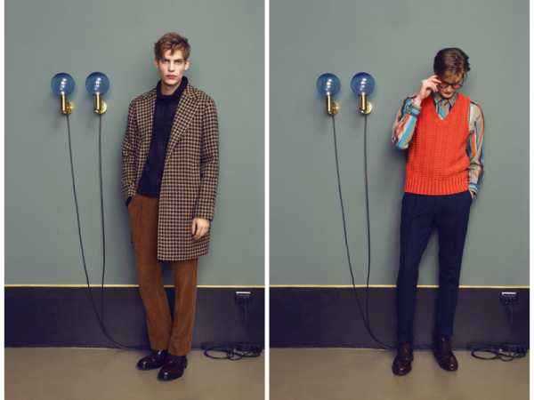 60s Style for Fall/Winter 2015 From Boglioli
