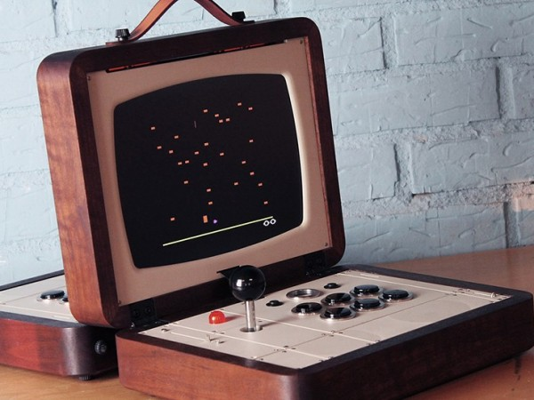 "Battlecade: ""A Portable Gaming System for Two"" by Love Hulten"